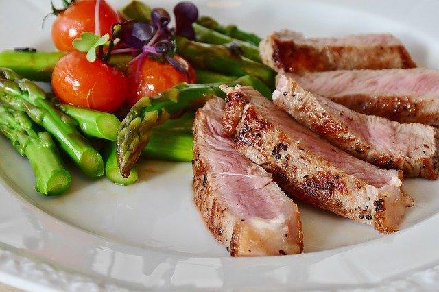 Un piatto tipico della dieta chetogenica